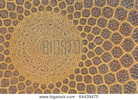 Islamic Mosque Pattern