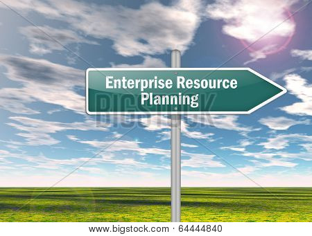 Signpost Enterprise Resource Planning