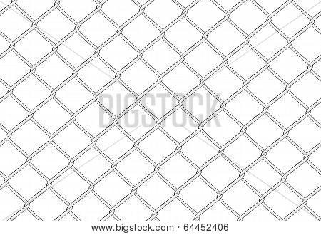 metal net light gray