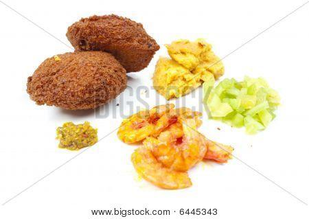 Acaraje And Sauces