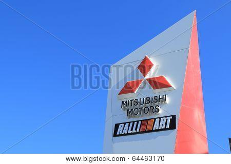 Mitsubishi Car manufacture