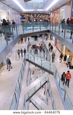 Emporium Shopping mall Melbourne