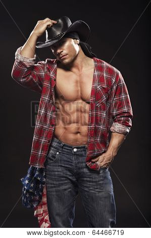 Sexy Men Like Cowboy