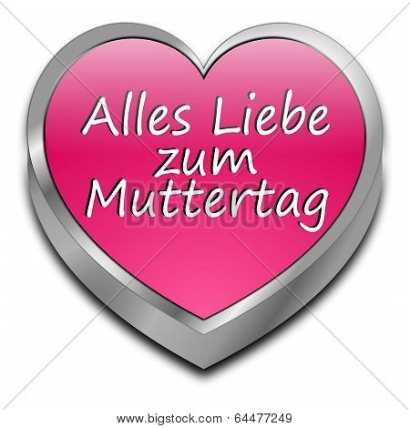 Happy Mother's Day - in german