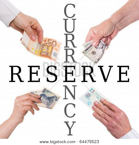 Important Currencies Concept Reserve Currency