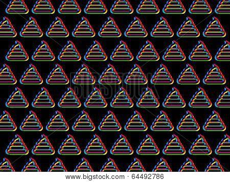 3 dimension shit Wallpaper