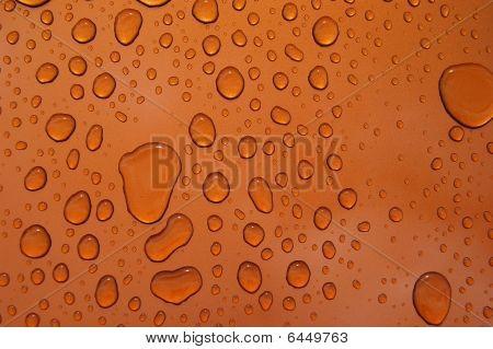 Huge Orange Drops