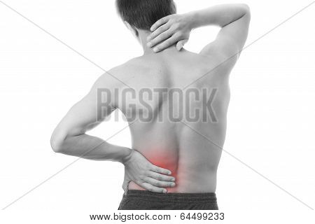 Back Pain In Men