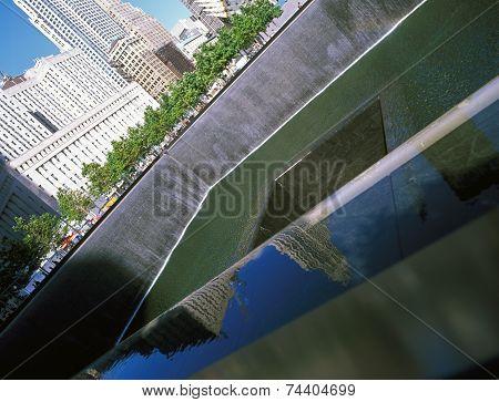 September 11Th Memorial.