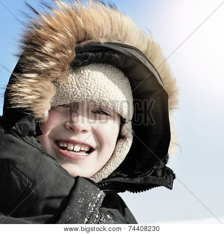 Kid In Winter