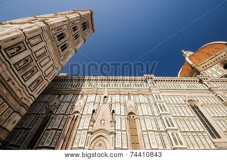 Santa Maria Del Fiore, Florence, Tuscany, Italy