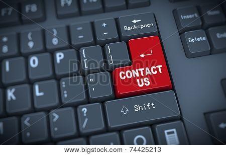 3D Keyboard - Contact Us