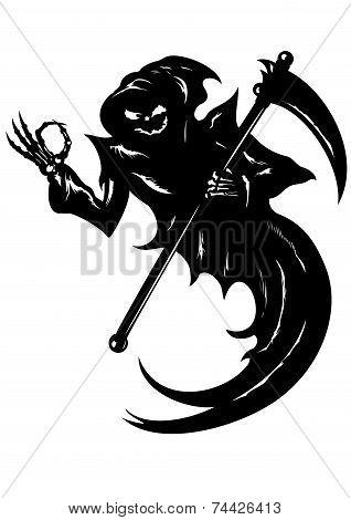 Funny Grim Reaper