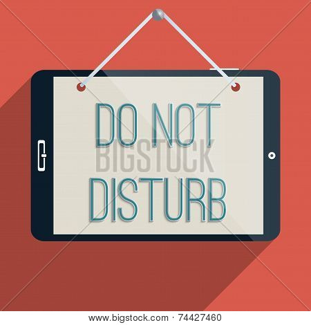 Do Not Disturb
