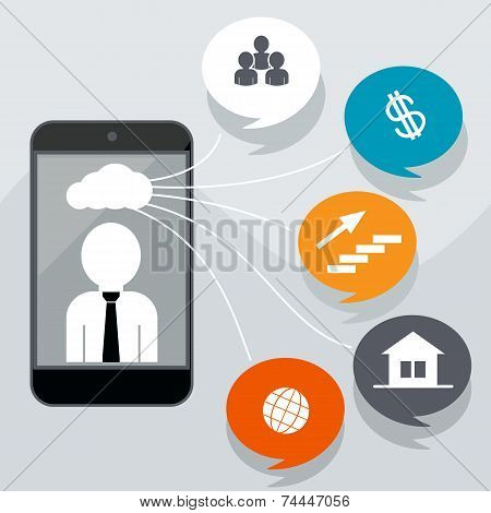 Smartphone it's a tool for business success