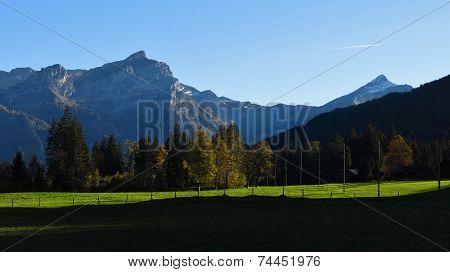 Oldenhorn And Schlauchhorn