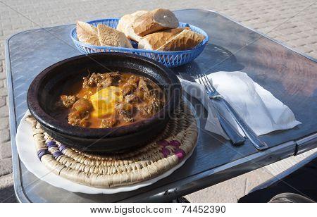 Tajine - A Delicious Moroccan Dish