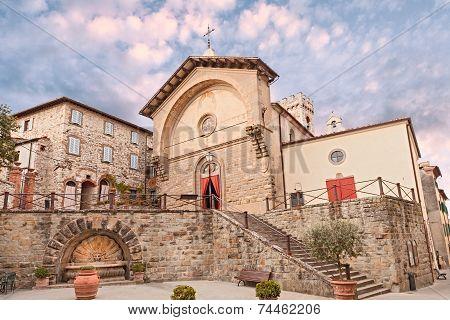 Radda In Chianti, Siena, Tuscany, Italy