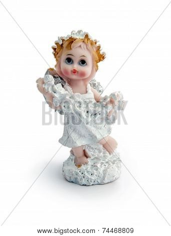 Little Angel Figurine
