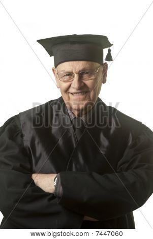 Senior Judge Smiling At You