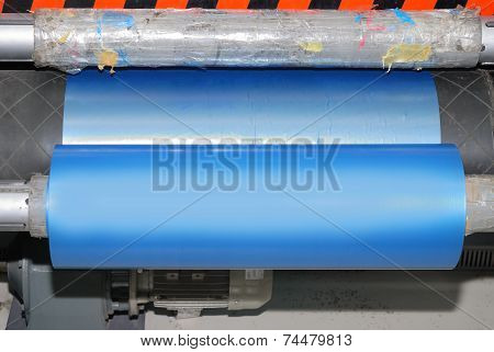 roll of polythene