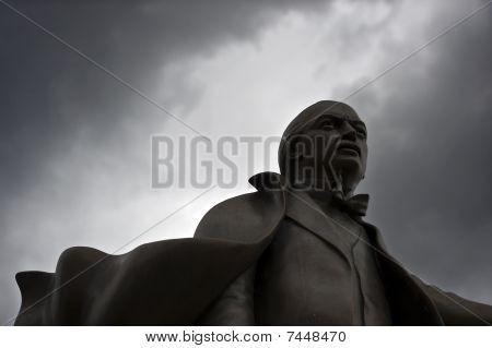 David Lloyd George Statue