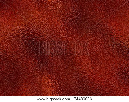 Abstract frosted glass texture-red