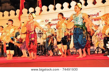 The Cultural Drum Dance Show