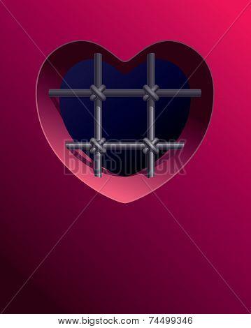 Prison of heart