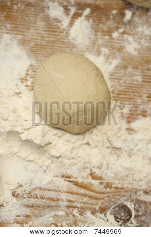 dough background