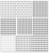 picture of rune  - Set of textures  - JPG