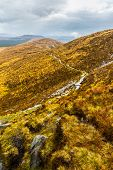 image of galway  - Hiking trail through Connemara National Park in Galway - JPG