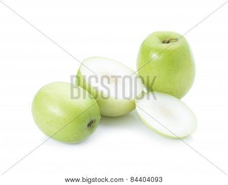 Green Monkey Apple