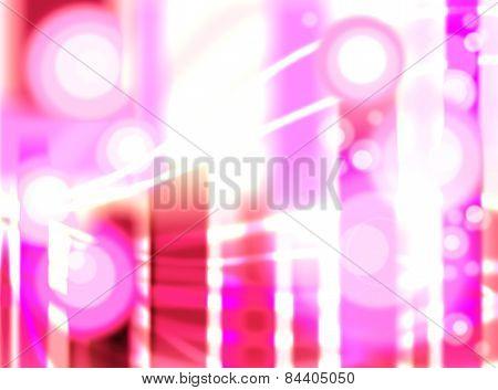 Blur Background Pink