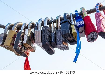 Lovers Locks