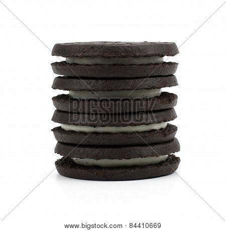Chocolate Cookies..
