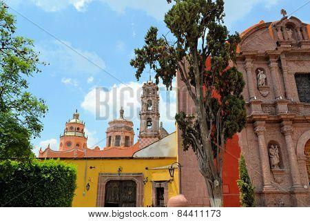 San Felipe Neri church, Miguel De Allende, Mexico