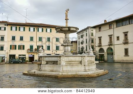 Fountain In Prato