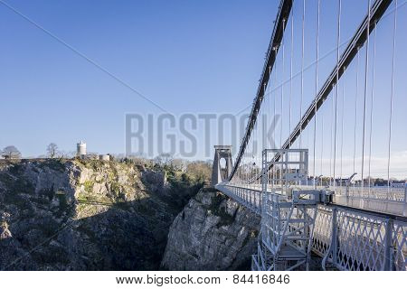 Clifton Suspension Bridge, Bristol Uk