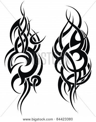Tattoo elements