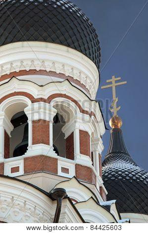 Alexander Nevsky Cathedral Domes