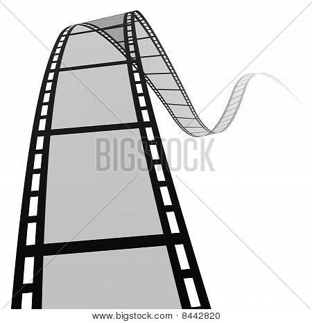 3d film spiral