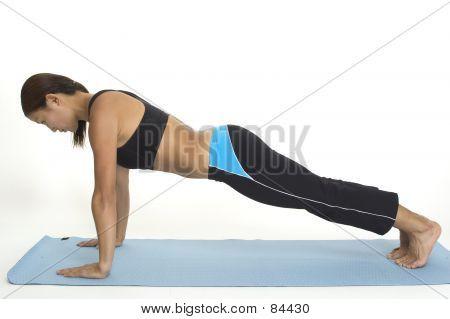 Plank Pose 1