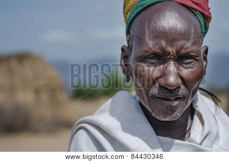 Old Men From Arbore Tribe