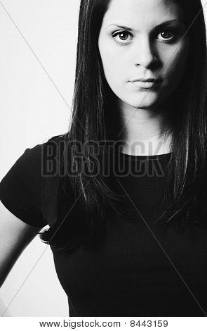 Strong Portrait