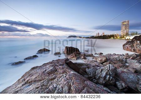North Burleigh on the Gold Coast Australia.
