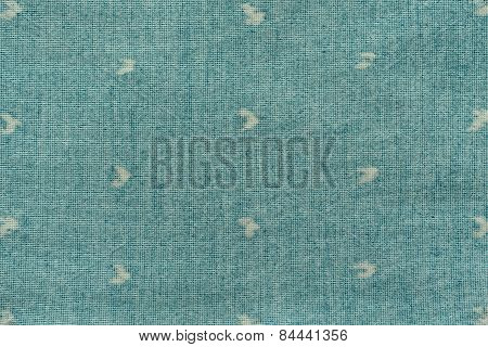 Texture Knitted Fabric Of Pale Blue Color
