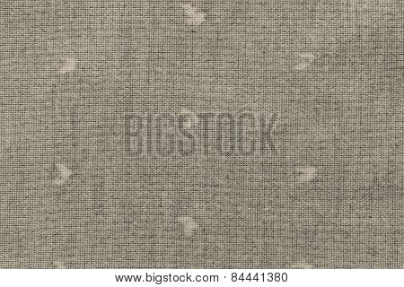Texture Knitted Fabric Of Beige Color