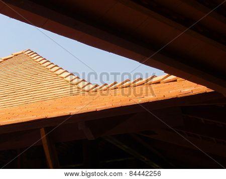 Terra Cotta Roof