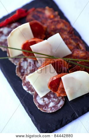 Spanish Cold Meat